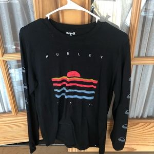 Worn once Hurley Long Sleeve